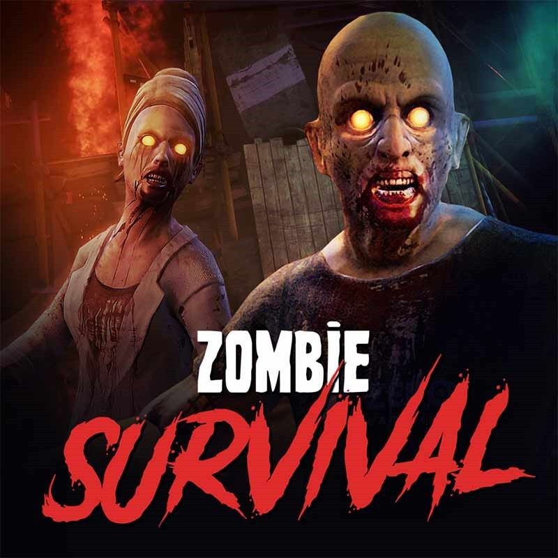 Zombie Survival is a classic zombie shooting video game.